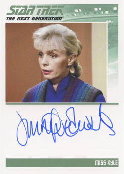 Autograph - Jennifer Edwards