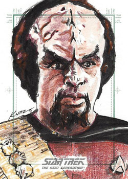 Richard Kunz - Worf