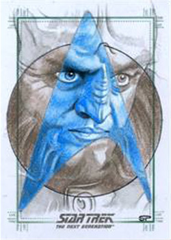 Sean Pence Sketch - Gowron