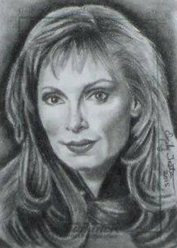 Emily Tester Sketch - Beverly Crusher