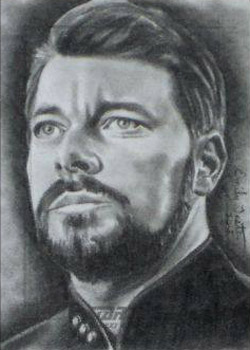 Emily Tester Sketch - William Riker