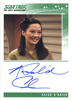 Autograph - Rosalind Chao