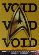 VOID Game Card I