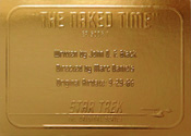 Gold Card G7 - The Naked Time