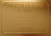 Gold Card G13 - The Conscience of the King