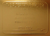Gold Card G20 - The Alternative Factor