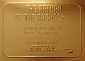Gold Card G22 - The Return of the Archons