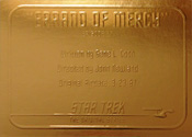 Gold Card G27 - Errand of Mercy