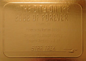 Gold Card G28 - The City on the Edge of Forever