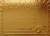 Gold Card G36 - Wolf in the Fold