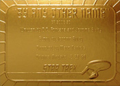 Gold Card G50 - By Any Other Name