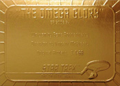 Gold Card G54 - The Omega Glory