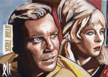Lee Lightfoot AR Sketch - Kirk and Janice Rand
