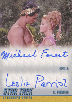 DA31 Michael Forest & Leslie Parrish