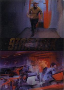 Star Trek Moreau Kirk Spock Fight 45