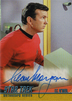 Autograph - Sean Morgan
