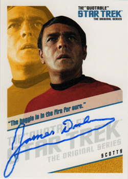QA7 James Doohan - Haggie