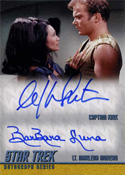 DA1 William Shatner & BarBara Luna