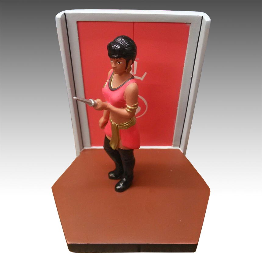 Applause Diorama Mirror Uhura