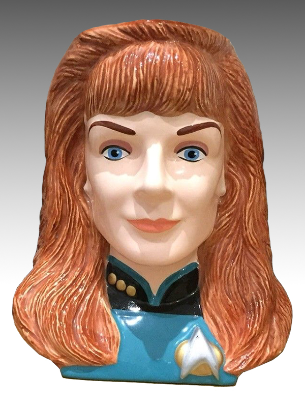 Applause Dr. Crusher Character Mug