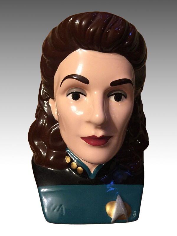 Applause Deanna Troi Character Mug