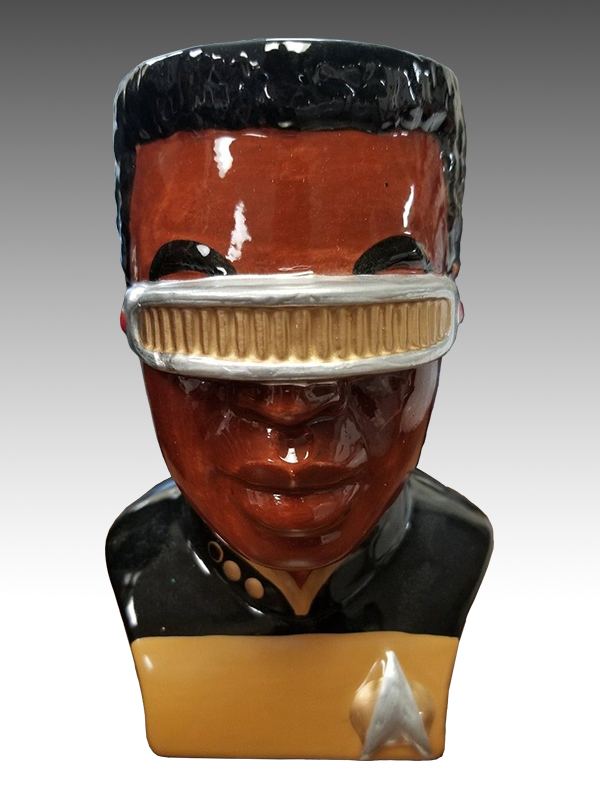 Applause Geordi La Forge Character Mug