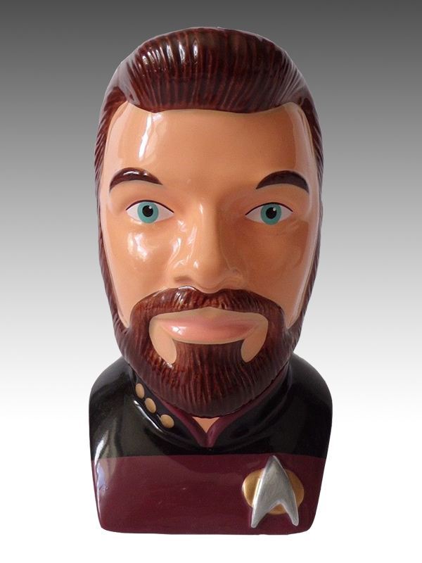 Applause Riker Character Mug