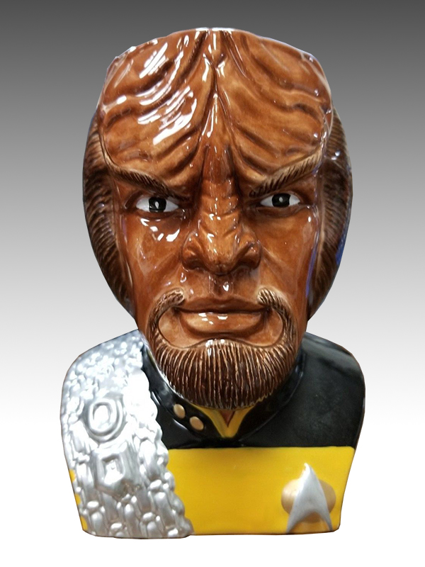 Applause Worf Character Mug