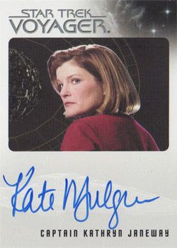 Autograph - Kate Mulgrew