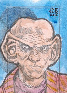 Jeffrey Benitez Sketch - Quark