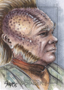 Connie Faye Sketch - Neelix