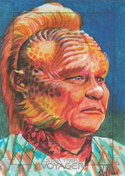 Chris Hoffman Sketch - Neelix