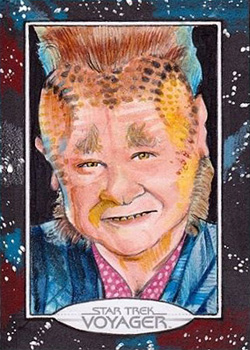 Michael James Sketch - Neelix