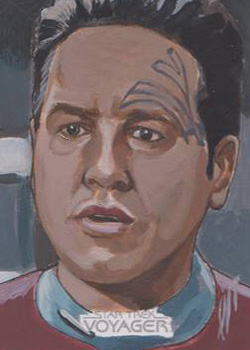 Lee Lightfoot Sketch - Chakotay