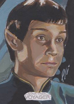 Lee Lightfoot Sketch - Taurik (TNG)