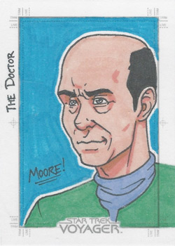 Sean Moore Sketch - The Doctor