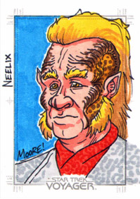 Sean Moore Sketch - Neelix