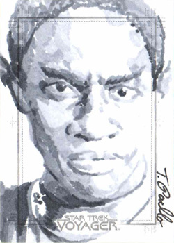 Tanner Padlo Sketch - Tuvok