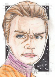 Gener Pedrina Sketch - Seska as Bajoran