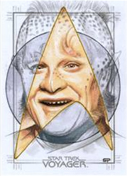 Sean Pence Sketch - Neelix