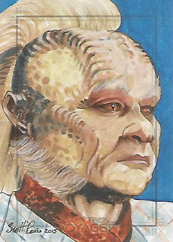 Scott Rorie Sketch - Neelix