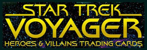Star Trek Voyager Heroes /& Villains Jonathan Breck Autograph Card