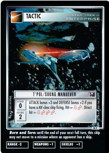 Star Trek CCG Enterprise Collection Ethan Novakovich FOIL 48P