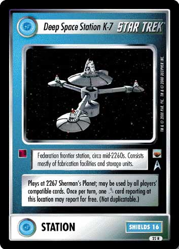 Wixiban Star Trek Card Game Guide Decipher Ccg 1e