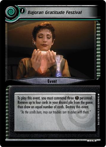 Star Trek ccg 2E seccond edition premiere complete set 415 cards