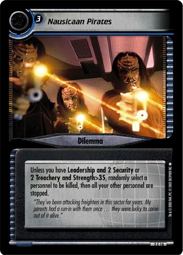 Star Trek CCG 2E Energize Terix 2R179