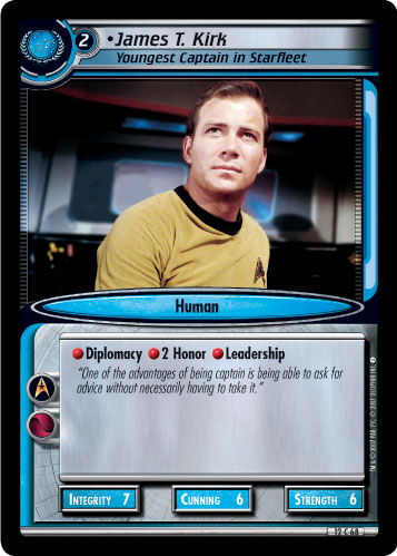 Star Trek CCG 2E These Are The Voyages Navigate Argolis Cluster 12U41