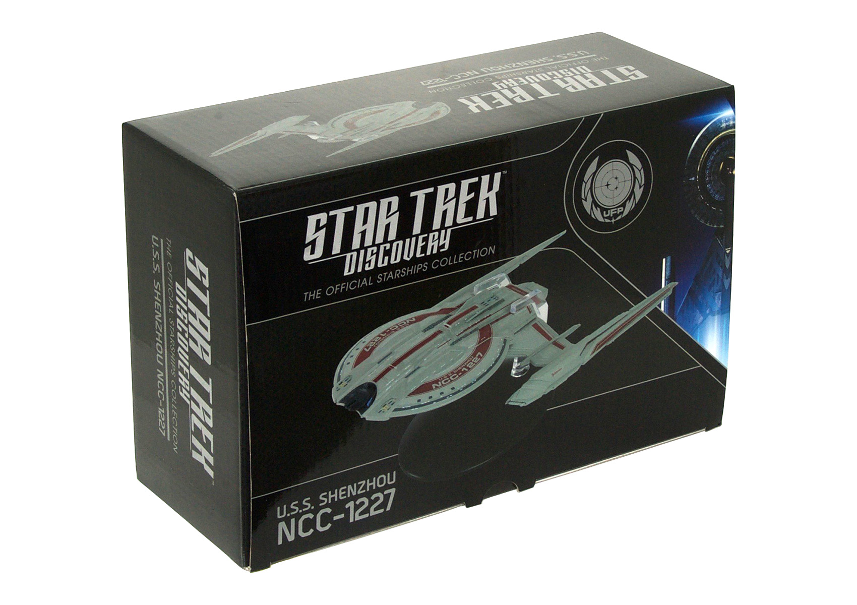 Eaglemoss Star Trek Discovery Pré-vente numéro 28 Section 31 Nimrod-Classe