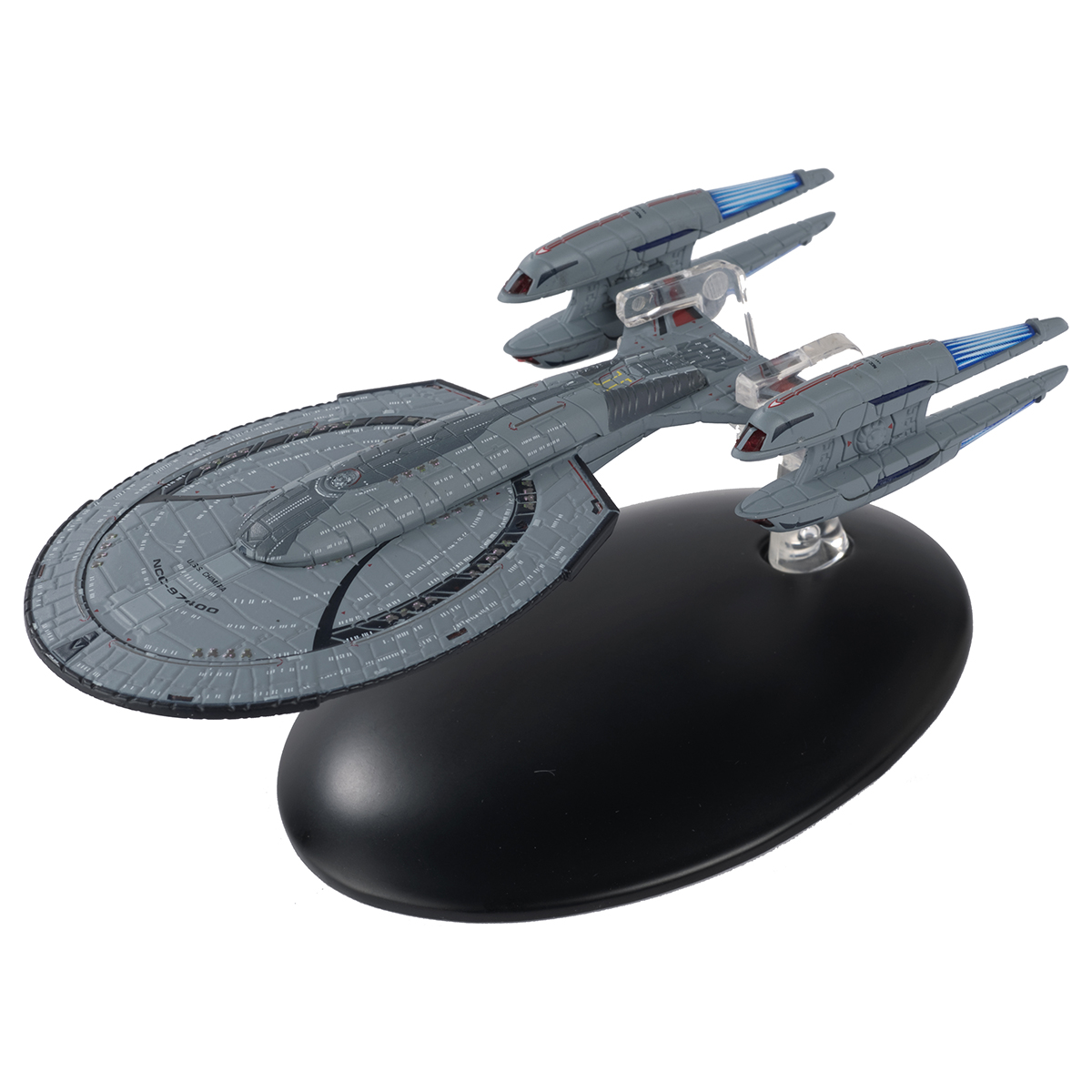 Eaglemoss Star Trek Online Starships Issue 2 Display