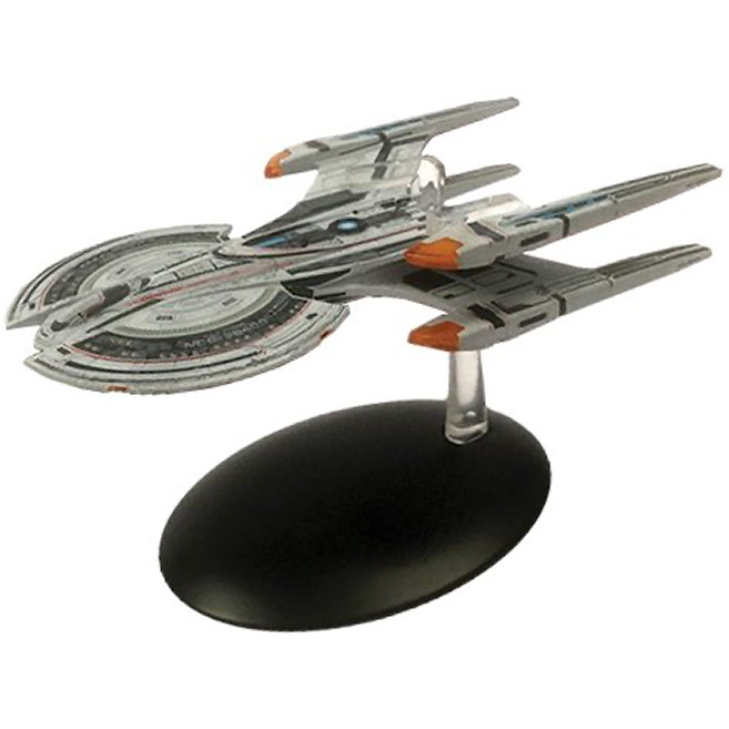 Eaglemoss Star Trek Online Starships Issue 5 Display